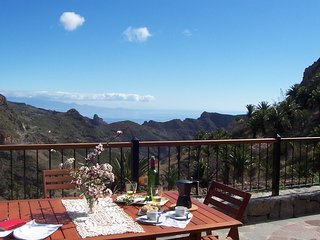 Spacious house in San Sebastian de La Gomera with Parking, Internet, Washing mac