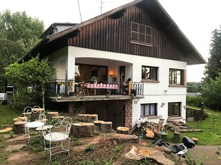 Spacious house in the center of Wangenbourg-Engenthal with Parking, Internet, Wa