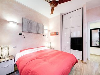 Cozy apartment in Rome with Internet, Washing machine, Air conditioning