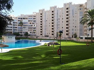 Spacious apartment in El Campello with Lift, Parking, Internet, Washing machine