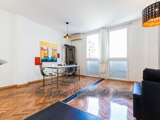 Spacious apartment in the center of Zadar with Internet, Washing machine, Air co