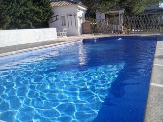 Spacious villa in La Guardia de Jaén with Parking, Internet, Washing machine, Ai