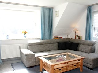 Cozy apartment very close to the centre of Sylt with Parking, Internet