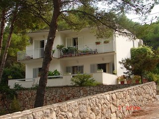 Cozy apartment in the center of Jelsa with Parking, Internet, Balcony, Terrace
