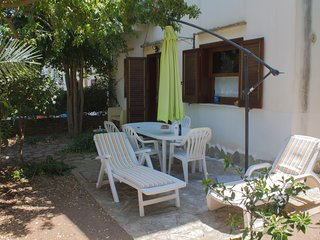 Cozy house in San Vito Lo Capo with Parking, Air conditioning, Garden, Terrace