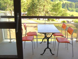 Cosy studio in Villard-de-Lans with Internet, Balcony