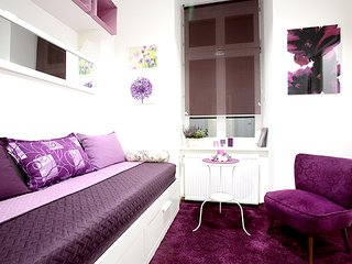 Cozy apartment in the center of Zagreb with Parking, Internet, Washing machine,