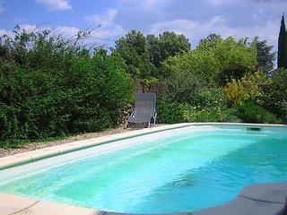 Spacious villa in the center of Pouzols-Minervois with Parking, Internet, Washin
