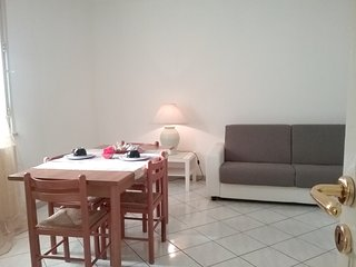 Cozy apartment in the center of Lecce with Parking, Internet