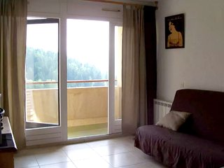 Cosy studio close to the center of Villard-de-Lans with Parking, Balcony