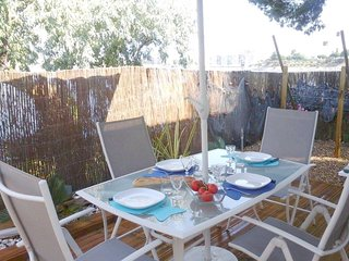 Cozy house in Sete with Parking, Internet, Washing machine, Garden