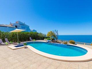 Spacious villa in Llucmajor with Parking, Internet, Washing machine, Air conditi