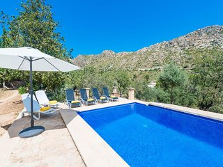 Cozy villa in Andratx with Parking, Internet, Washing machine, Pool