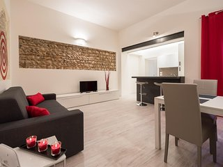 Cozy apartment in the center of Verona with Internet, Washing machine, Air condi