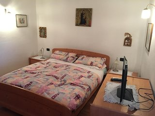 Spacious apartment in Smarano with Parking, Internet, Washing machine