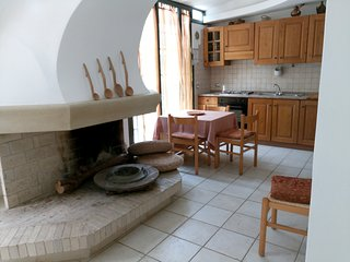 Cozy house in Quartu Sant'Elena with Parking, Washing machine, Air conditioning,