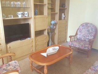Spacious apartment in Gáldar with Parking, Internet, Washing machine, Terrace