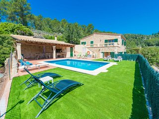 Spacious villa in Andratx with Parking, Internet, Washing machine, Air condition