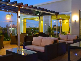Make visiting Nairobi a special trip by staying at the Eka hotel