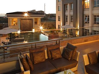 Experience the amenities offered by the Eka hotel wail visiting Nairobi.