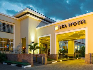 Staying at the eka hotel makes for exemplary business trip