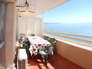 Cozy apartment right near the 'Playa de Los Boliches' in Fuengirola with Interne