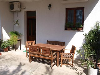 Cozy apartment in the center of Selce with Parking, Internet, Air conditioning,