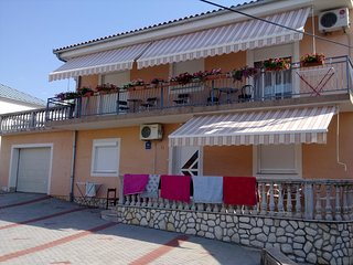 Spacious apartment in the center of Senj with Parking, Internet, Air conditionin