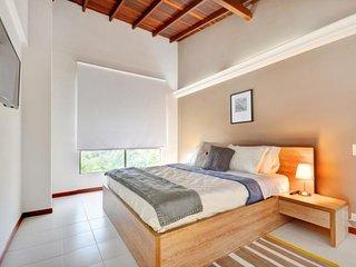 Spacious apartment in Medellín