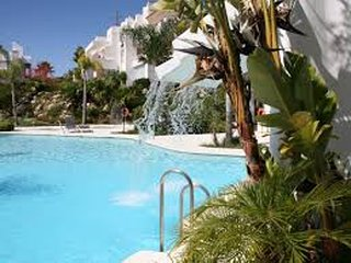 Spacious apartment in Casares with Parking, Internet, Washing machine, Air condi