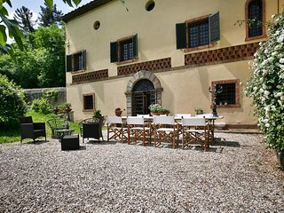 Spacious house in Capannori with Parking, Internet, Washing machine, Terrace