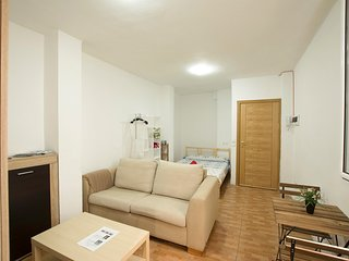Cosy studio close to the center of Las Palmas de Gran Canaria with Lift, Washing