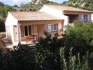 Cozy house in Porto-Vecchio with Parking, Internet, Washing machine, Air conditi