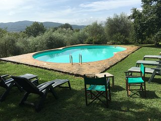 Spacious villa in Buonconvento with Parking, Internet, Washing machine, Air cond