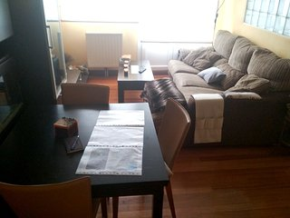 Spacious apartment in Bilbao with Lift, Parking, Washing machine