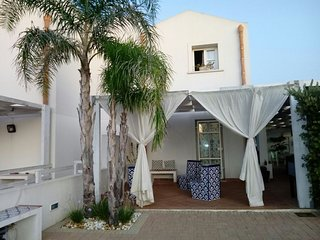 Cozy house in Marsala with Parking, Washing machine, Terrace