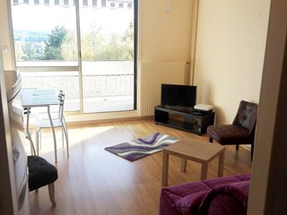 Cosy studio very close to the centre of Montrichard with Lift, Parking, Internet