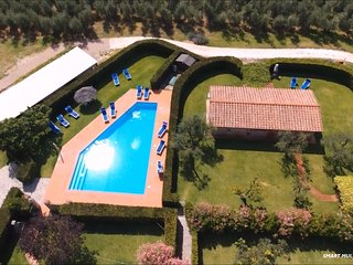 Poderecampialmare. Casa 'PESCO' 4 pax, big private garden, POOL, carpark