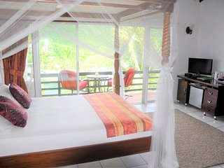 The Sandringham B&B suite at Marigot Palms