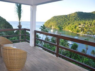 The Richmond apartment at Marigot Palms