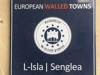 OPEN SAPCE nel borgo di SENGLEA - VALLETTA - COSPICUA Palazzo tipico Maltese