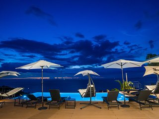The Dreaming View  Villa , luxury, stylish, spa and an  amazing sea view .