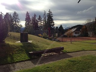Cransalpins SKI IN/ SKI OFF, Terrace, Pool, Sauna, Nice Situation and View.