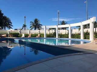 Apartamento Luxo de 4 Quartos a Beira-Mar