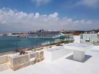 LOFT nel borgo di SENGLEA -VALLETTA -VITTORIOSA Palazzo tipico Maltese