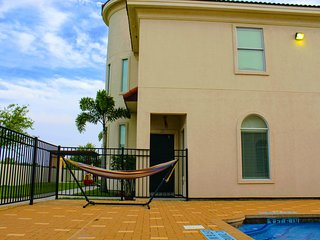 Entire Condo in McAllen with Pool. (Modern, New, Smart Home).