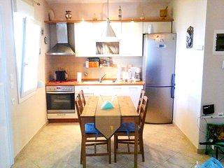 Spacious apartment in Leptokarya with Parking, Internet, Washing machine, Air co