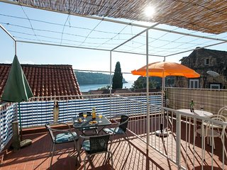 Cosy studio in the center of Cavtat with Internet, Air conditioning, Terrace
