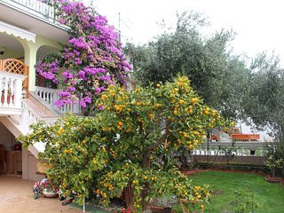 Spacious apartment very close to the centre of Vodice with Parking, Internet, Wa