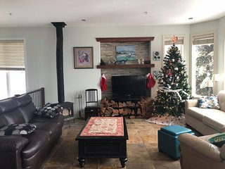 Clay's Dream - 3 bedroom/family friendly chalet